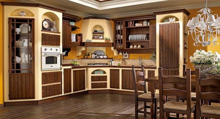 Cucine Lube » Cucine Lube Finta Muratura - Ispirazioni Design dell ...