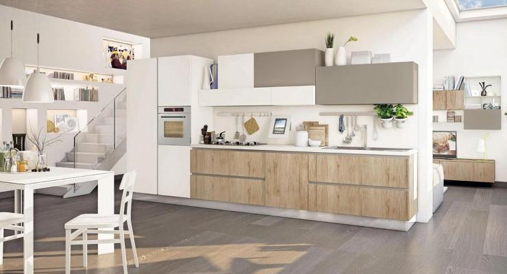 Awesome Cucina Lube Immagina Contemporary - Home Design ...