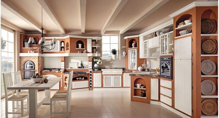 Cucine antiche rustiche cucina marco polo cucina rustica for Cucine complete a 400 euro