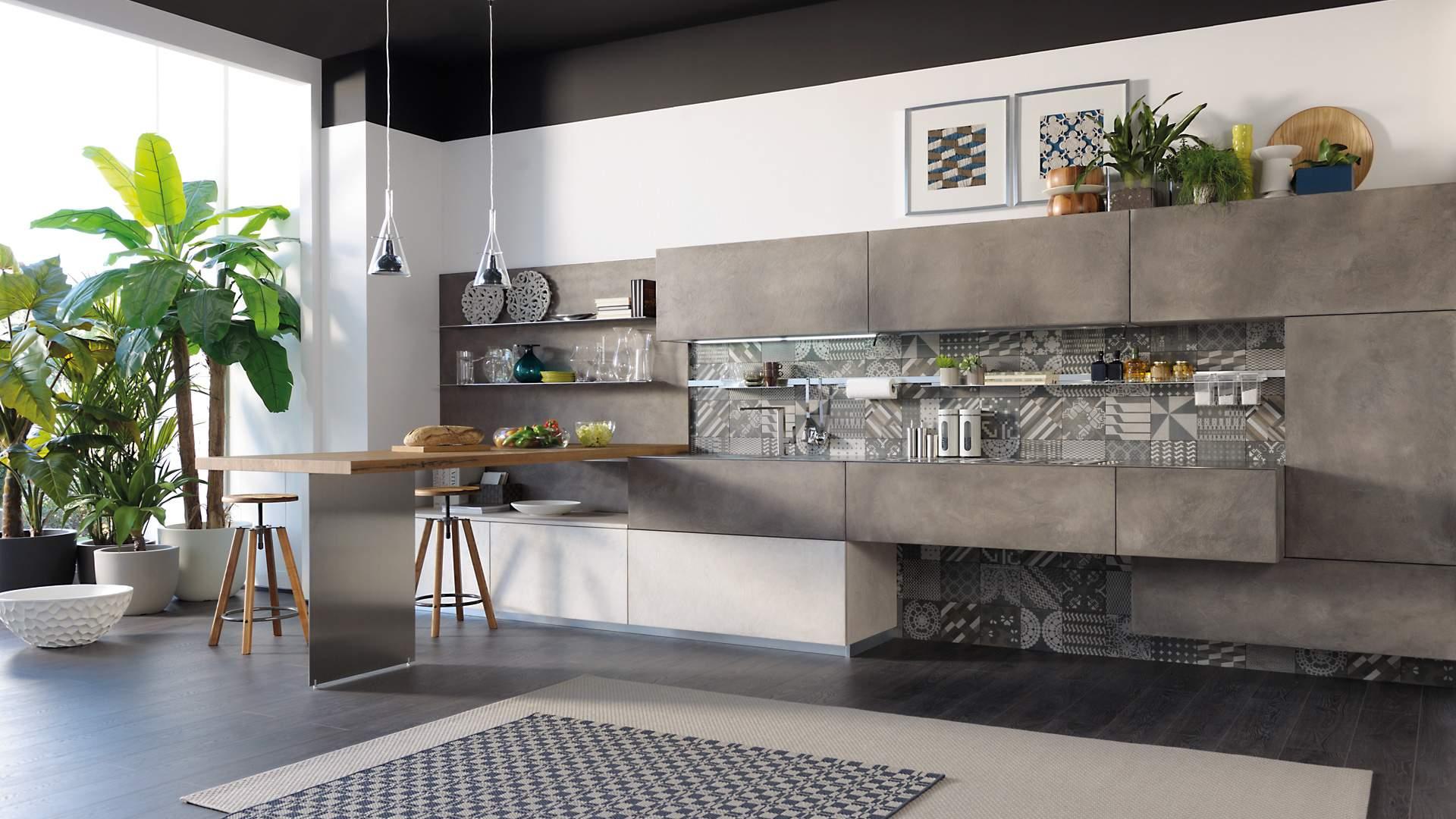 Rivenditori Cucine Lube : Lube sarracino mobili