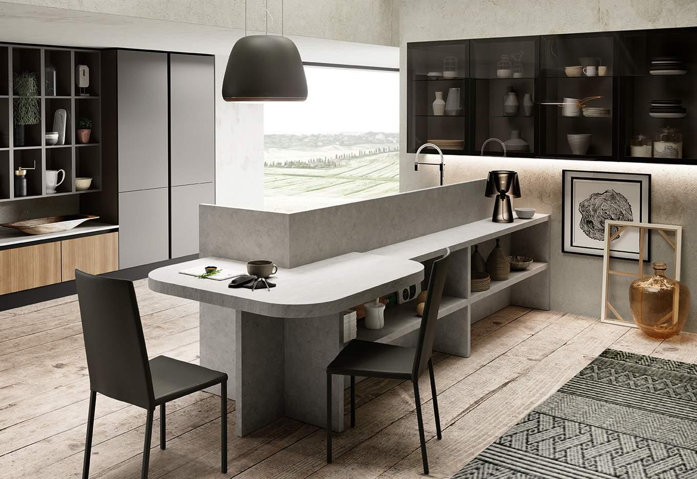 Il restyling delle cucine ARTEC di Colombini Casa   Sarracino Mobili